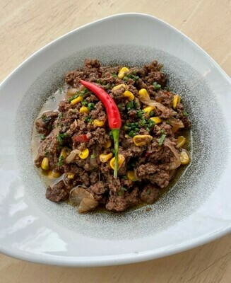 Thai Basil Beef (Share)