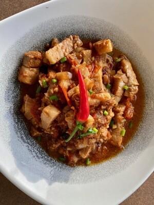 Pork Binagoongan (Share)