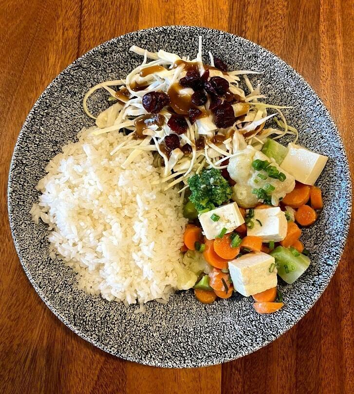 Regular - Thai Green Curry