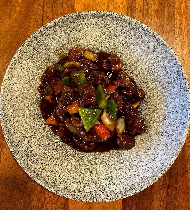 Black Pepper Beef (Share)