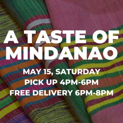 A Taste of Mindanao