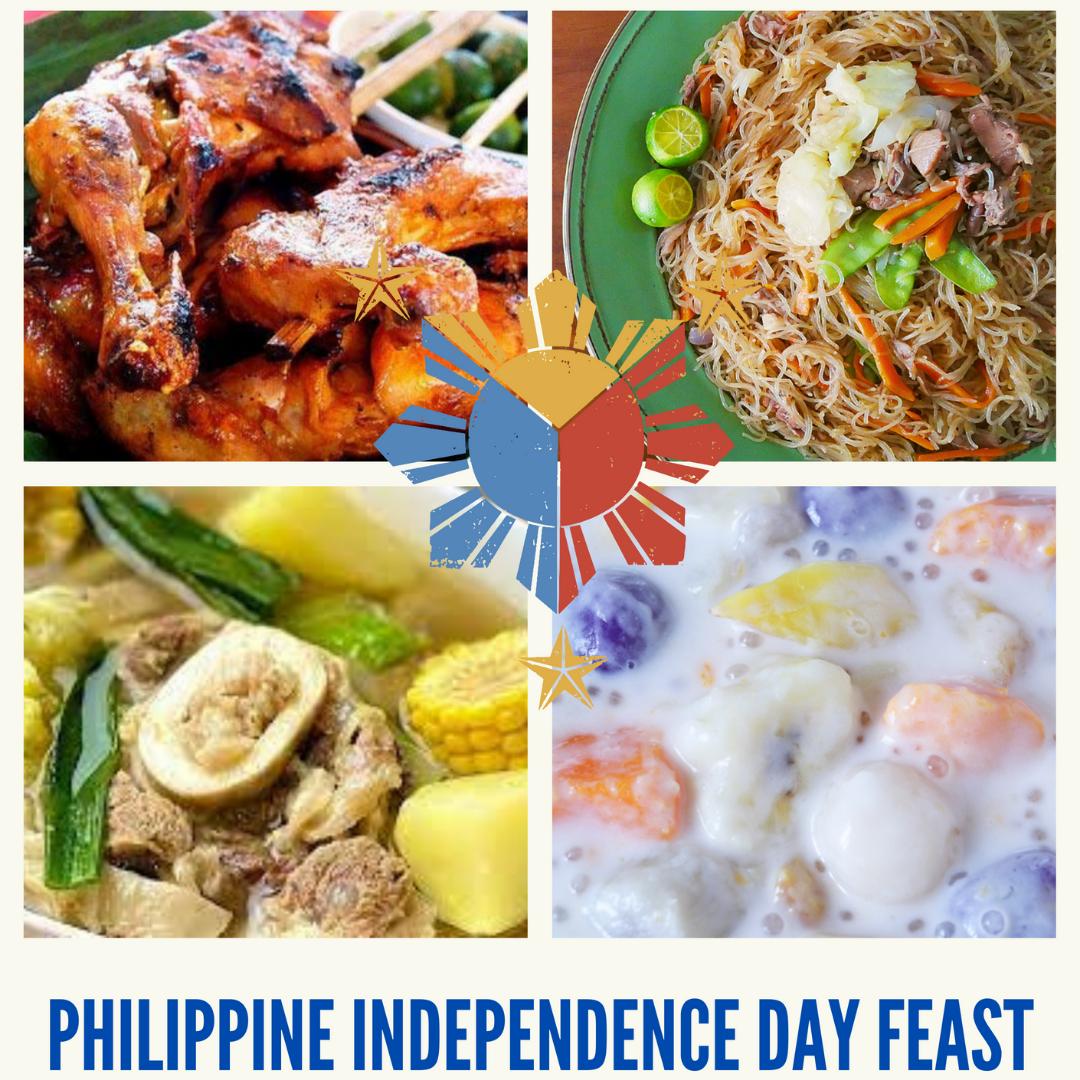 Filipino Feast 1