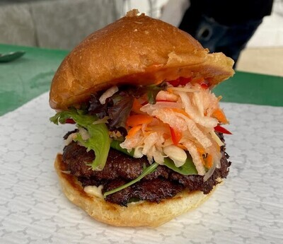 COMBO Chori Burger