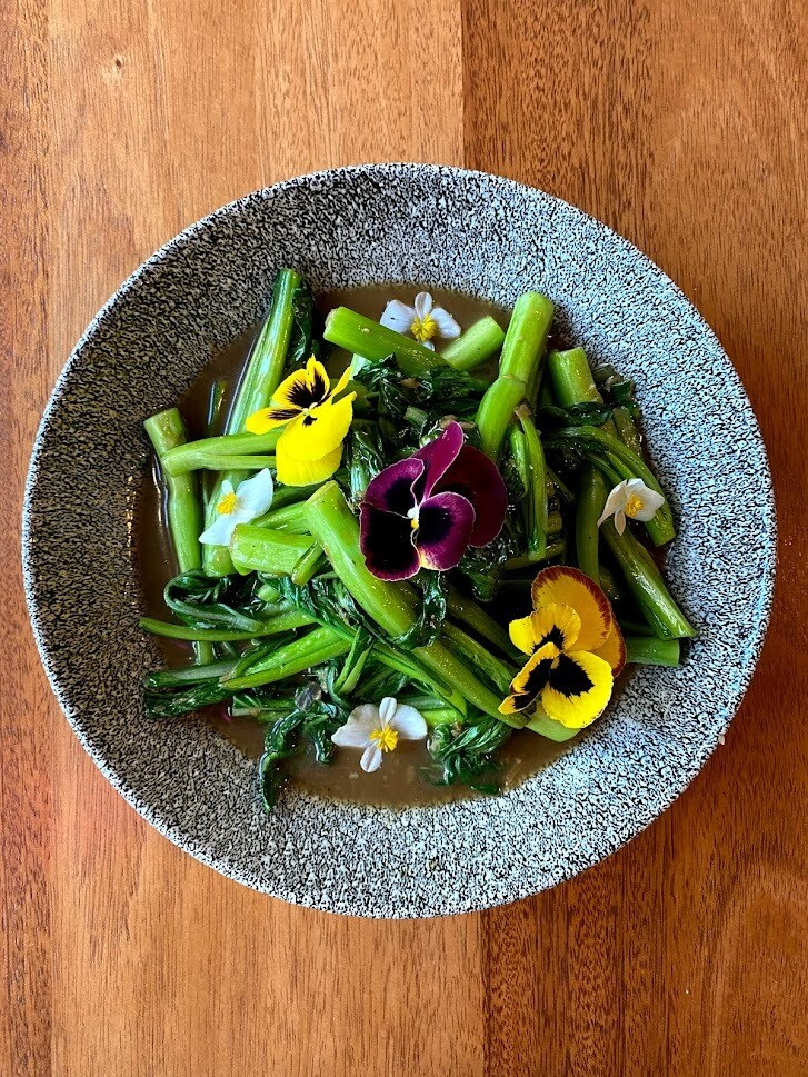 Wok-Fired Market Vegetables