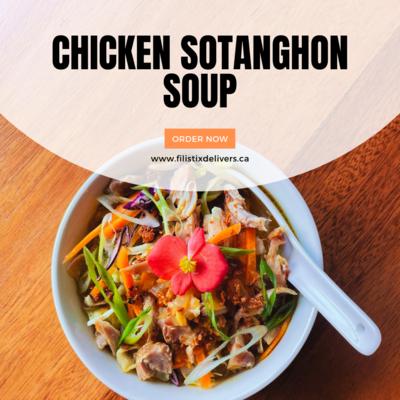 Feature Soup: Chicken Sotanghon