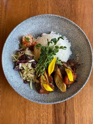 Feature Bowl: Pork Estofado