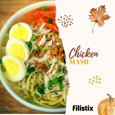 Feature Soup: Chicken Mami