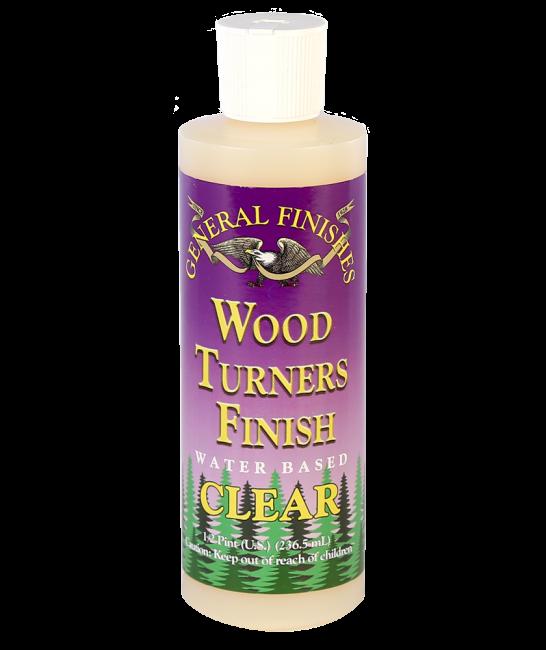 Wood Turners Finish