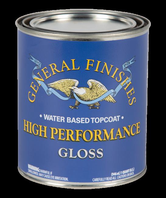 High Performance Gloss Sealer