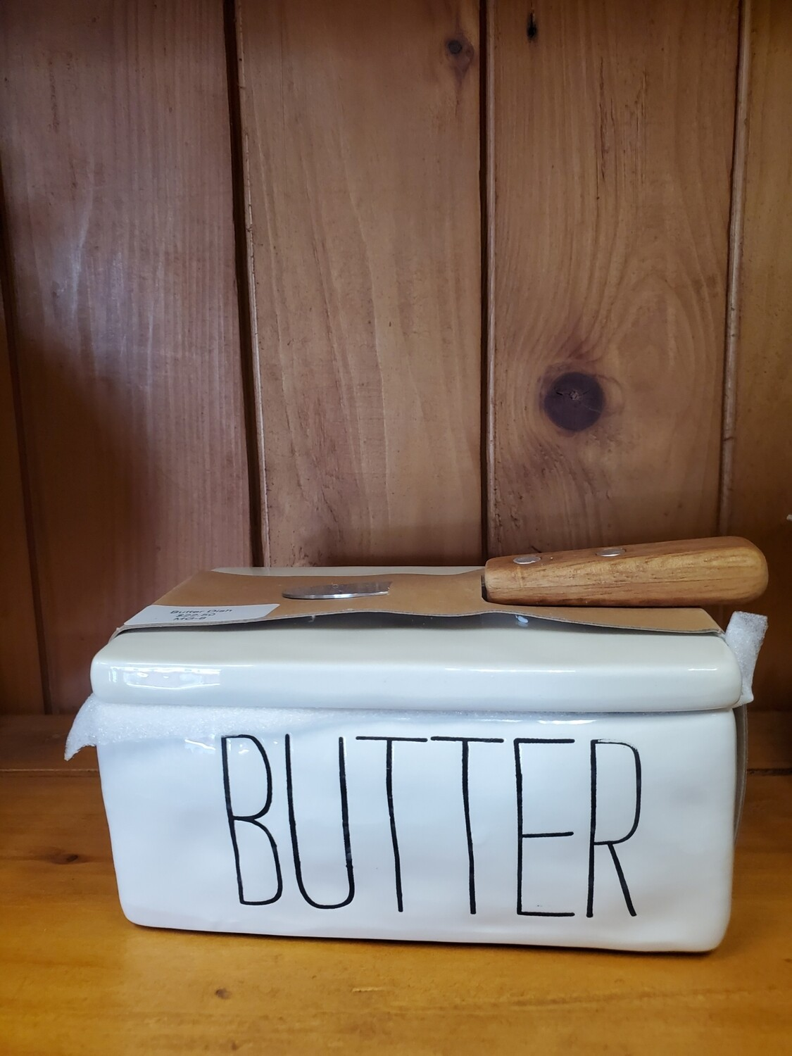Big Butter Dish