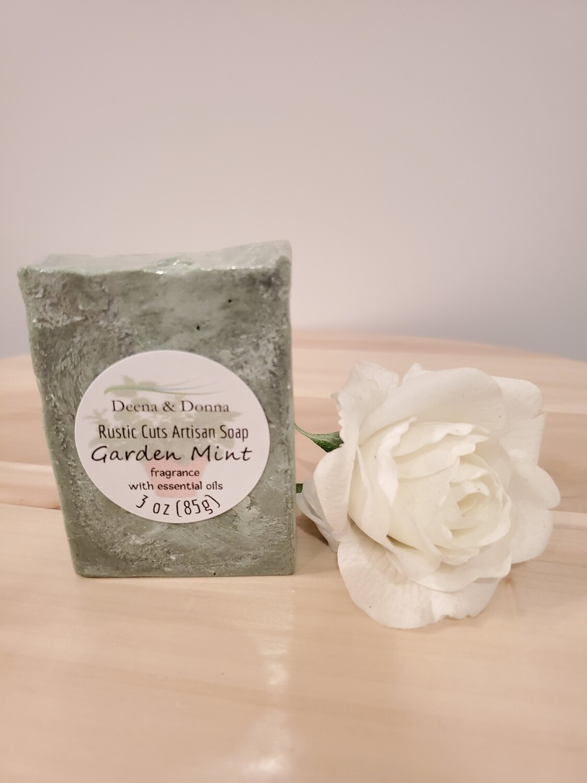 Garden Mint Soap