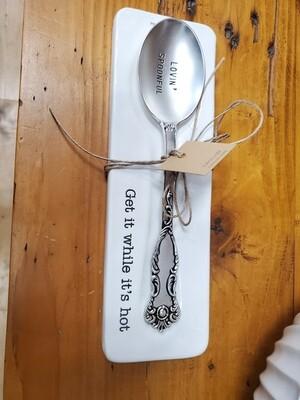 Hot Spoon Set