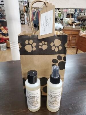 Pet Care Gift Set