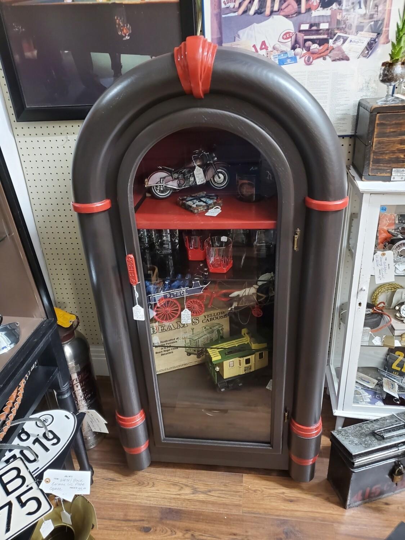 Jukebox Cabinet