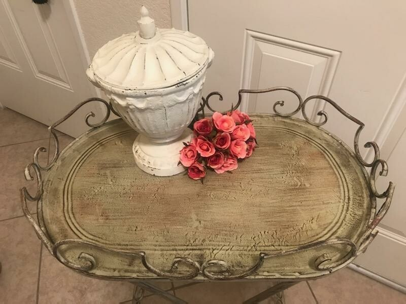 Side Table Tray