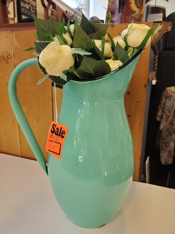 Auqua Pitcher Vase