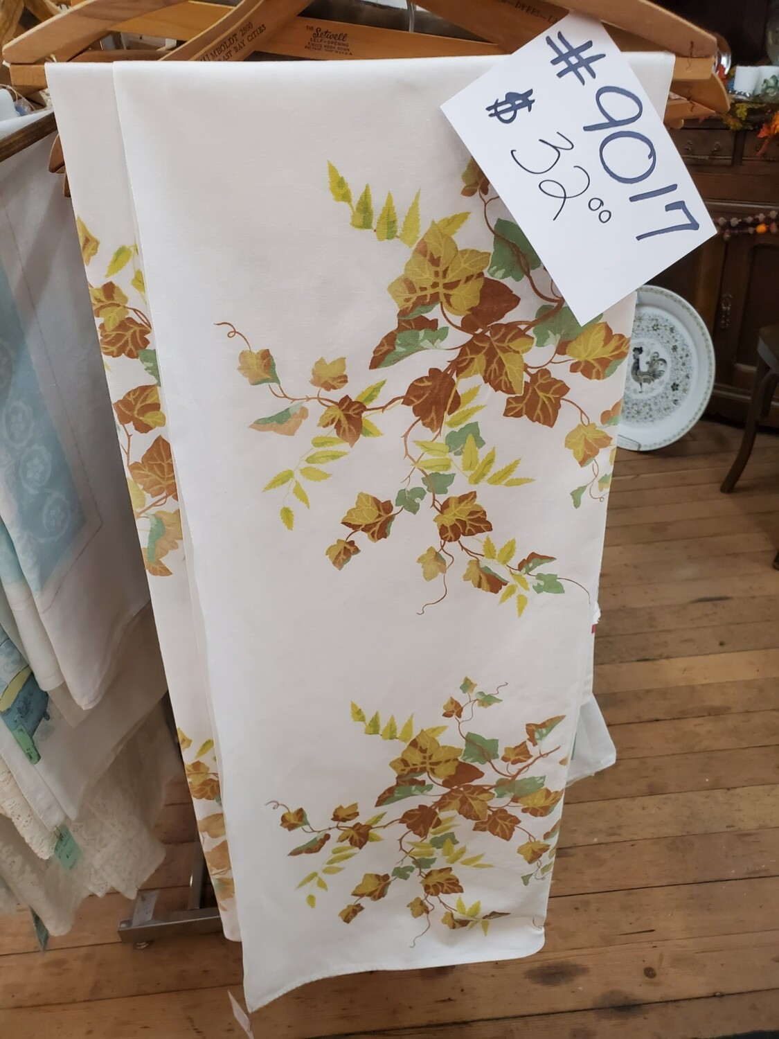 Fall Table Cloth