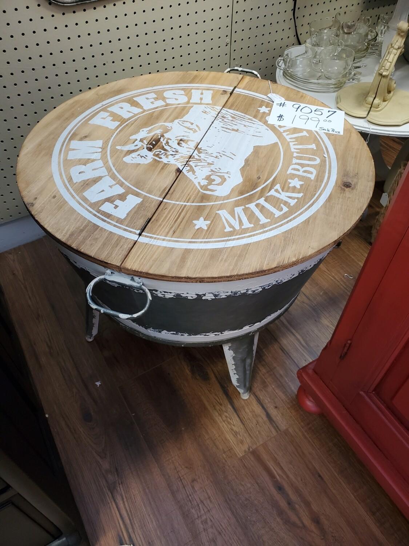 Milk Tub Coffee Table