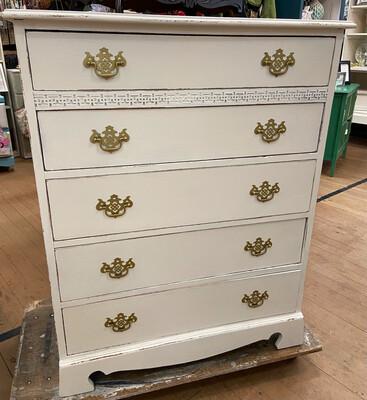 Dresser Secretary