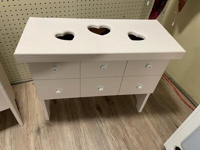 Bench Toy Box