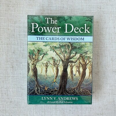 Power Deck The Cards of Wisdom