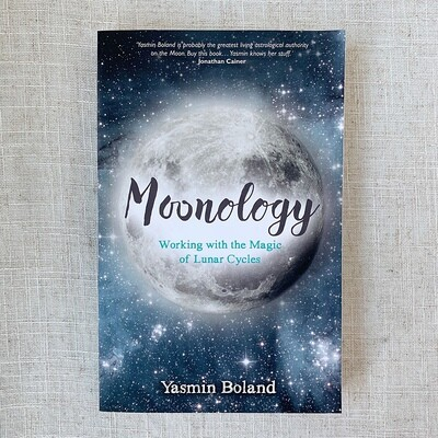 Moonology ~ Working with the Magic of Lunar Cycles Paperback