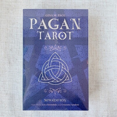 Pagan Tarot Kit - New Edition
