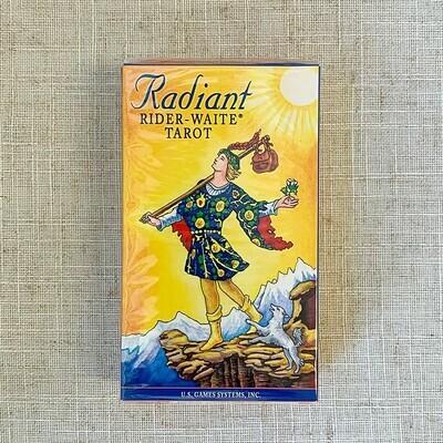 Radiant Rider-Waite Tarot Deck