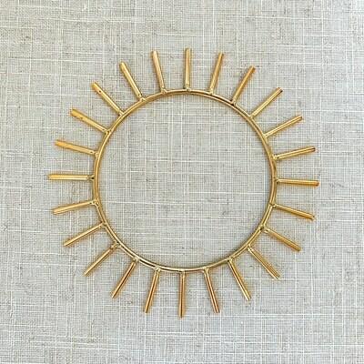 Krystaline Sun Ring 4