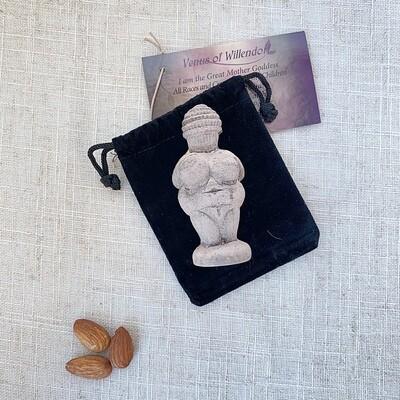 Venus of Willendorf Figurine