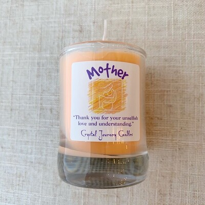 Candle ~ Soy Wax Votive ~ Mother