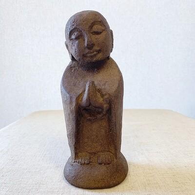 Jizo Buddha ~ Volcanic Stone
