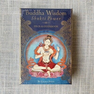 Buddha Wisdom Shakti Power Deck