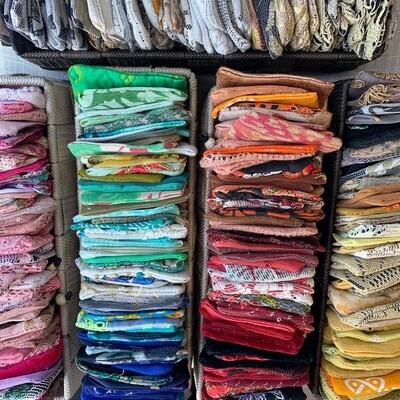 Decorative Cloth Drawstring Bags