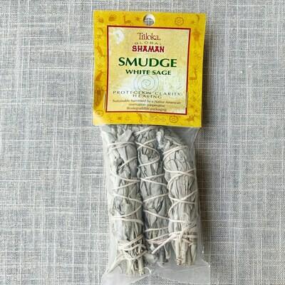 White Sage ~ Triloka®