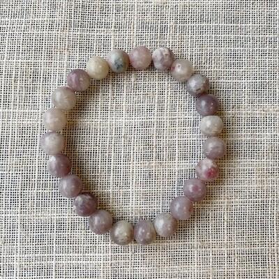 Ruby Jade Bracelet 8MM