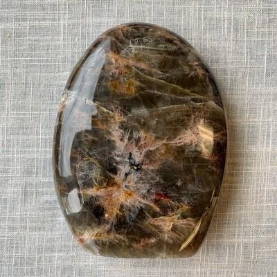 Black Moonstone Freeform