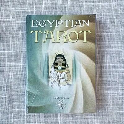 Egyptian Tarot Grand Trumps Cards