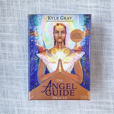 The Angel Guide Oracle: A 44-Card Deck and Guidebook Cards