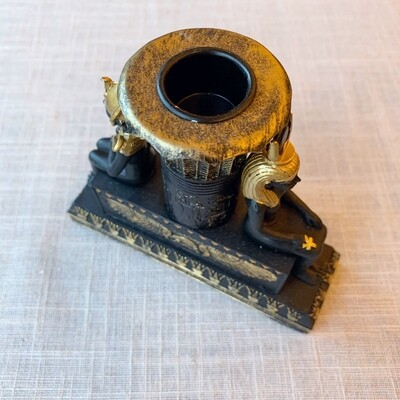 Egyptian Candle Holder