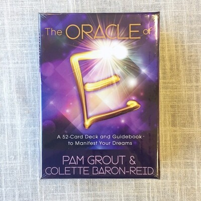 The Oracle of E: An Oracle Card Deck to Manifest Your Dreams