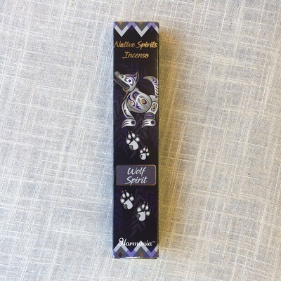 Wolf Spirit Incense Frankincense 15G