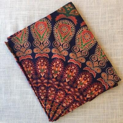 Mandala Cotton Tapestry