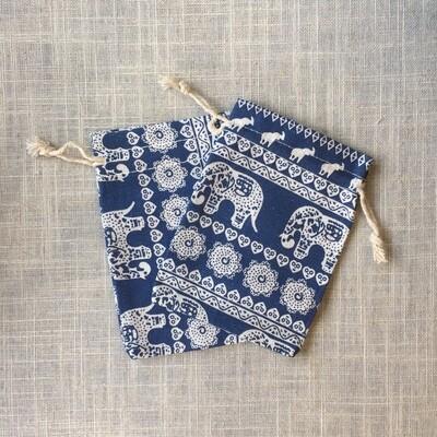 Decorative Cotton Drawstring Bags