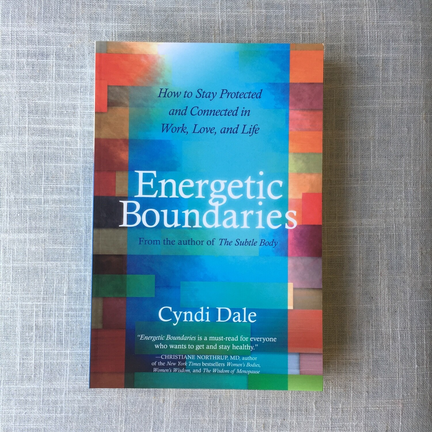 Energetic Boundaries