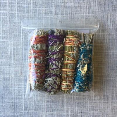 Sage Blends 4 pack
