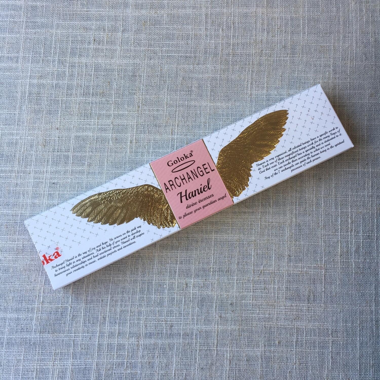 Goloka Archangel Haniel Incense 15 GR