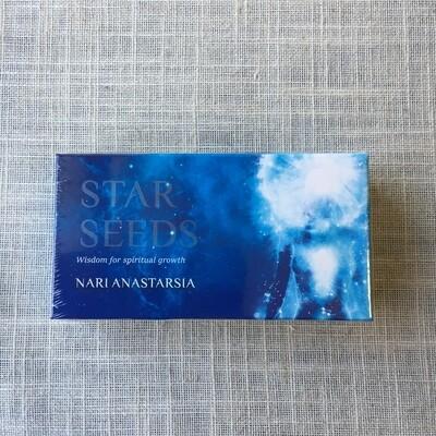Star Seeds: Wisdom for Spiritual Growth Cards
