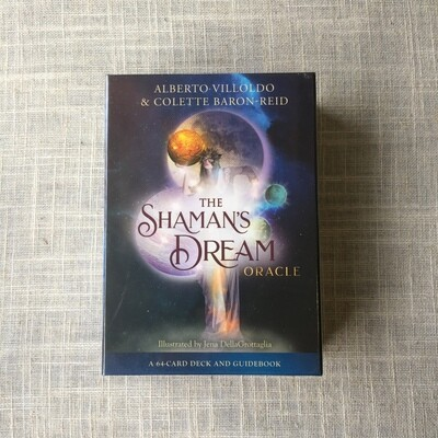 Shaman's Dream Oracle: A 64-Card Deck and Guidebook
