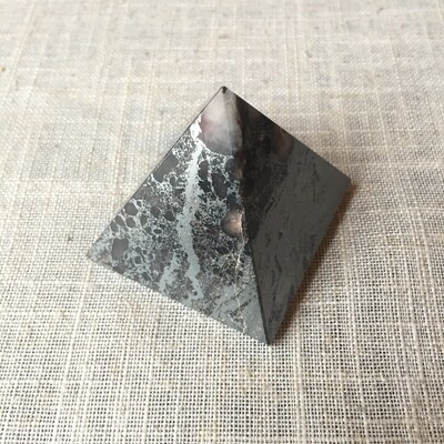 Hematite Pyramid